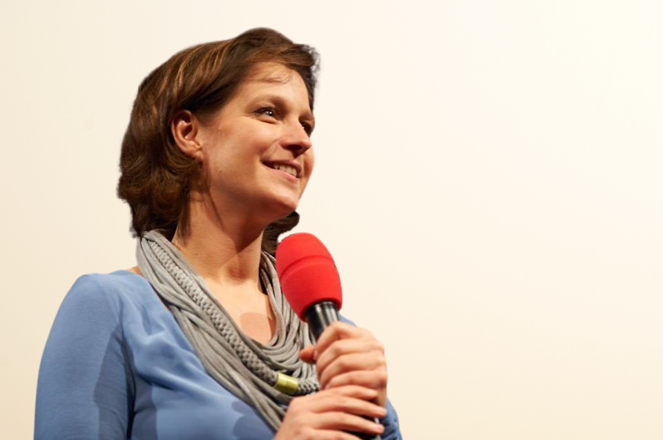 Speaker Barbara Pachl-Eberhart